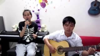 Vọng Cổ Buồn Guitar (Thúy Phượng + Nguyễn Xuân Tùng) -  Lớp nhạc Giáng Sol