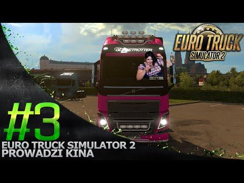 Euro Truck Simulator 2 '3 /w Madzia
