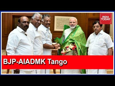 Will BJP Ally With AIADMK Ahead Of 2019 Polls In Tamil Nadu? Mp3