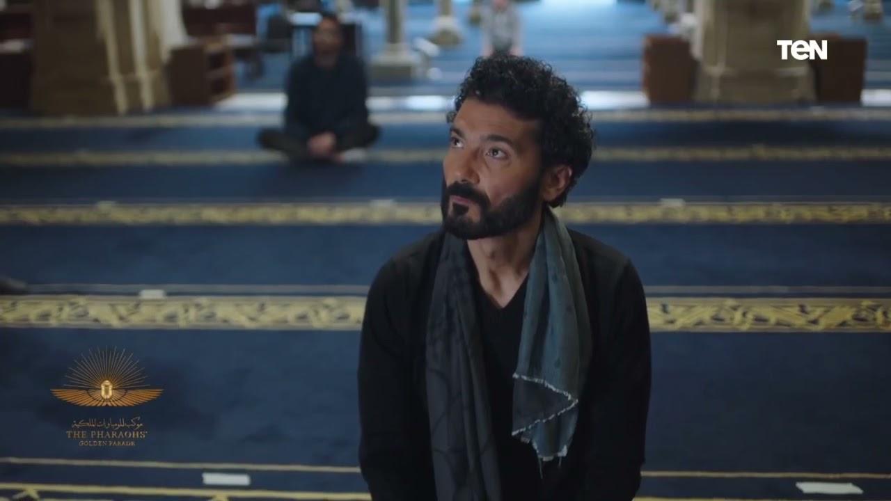 الرئيس السيسي يشهد فيلما تسجيليا بعنوان