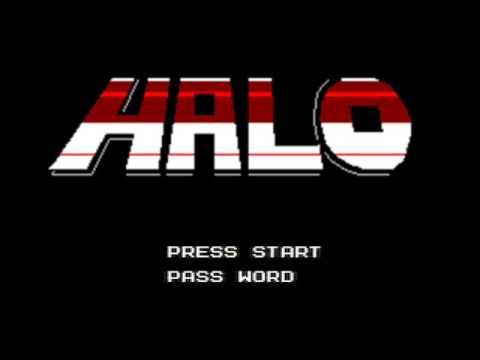 Halo Theme - True 8-Bit