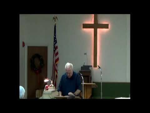 Jay Gallagher Preaches