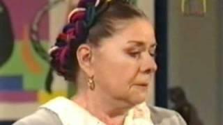 Soraya Montenegro y La Nana Calixta