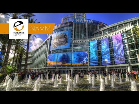 Production Expert NAMM 2018 Day 2 Highlights