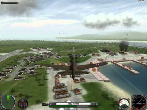 Attack on Pearl Harbor Demo