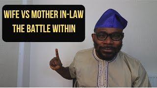 Wife vs Mother In-law: The battle Within // SAY IT LIKE IT IS - Ep 11
