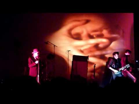 Sort Sol - Let Your Fingers Do The Walking  (Live Portalen, Hundige 2011)