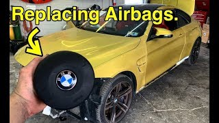 Rebuilding My Wrecked BMW M4 Part 4