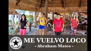 Download lagu Me Vuelvo Loco | Abraham Mateo | Zumba® | Choreography | Darwin Kuhutan
