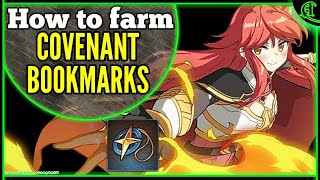 Epic Seven: How to farm Covenant Bookmarks (Guide & Tips) Epic 7 Farming Bookmark Epic7 BM E7 [2019]