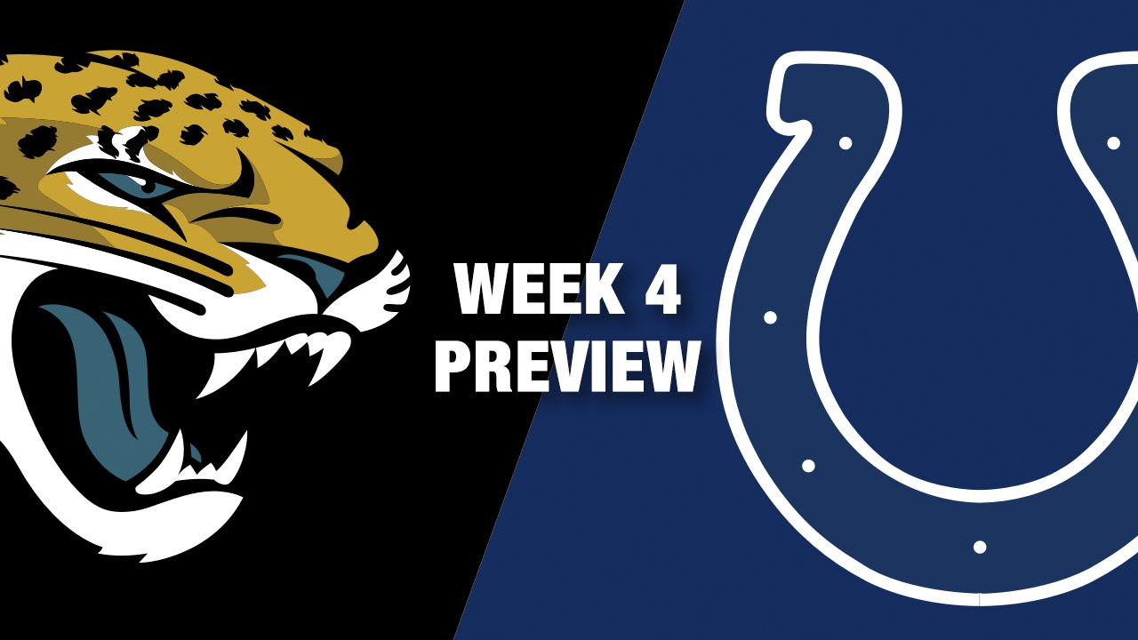 Jaguars Vs. Colts Preview (Week 4) | NFL