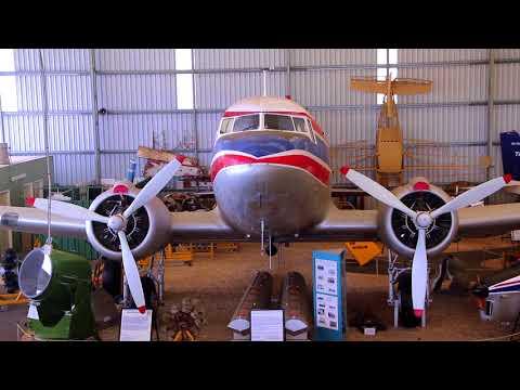 Queensland Air Museum - Douglas DC-3-194B VH-ANR C/N 1944