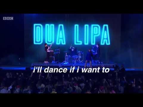 Dua Lipa - Want To | Lyrics