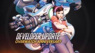 Developer Update | Happy First Anniversary! | Overwatch