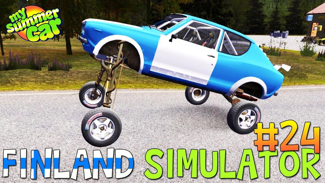 My Summer Car Mods Grab Anything God Mode Satsuma Tuning And