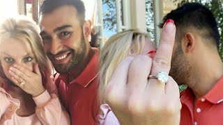 Britney Spears Is ENGAGED!