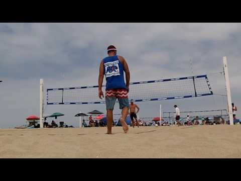 Jeff Steffens/Clin Nelson vs Johnny/Riley CBVA Hermosa