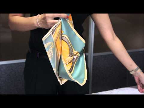 Unboxing Hermes Silk Scarf Part iii ❤️