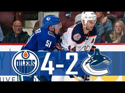 Canucks vs Oilers | Pre Season | Highlights (Sept. 18, 2018) [HD]