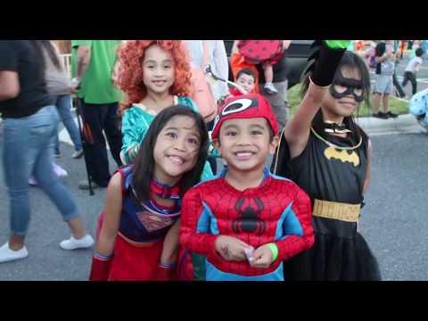 DAYTIME AT NINE: STHS Kids Advantage Fall Festival w/ TV Host Danielle Banda