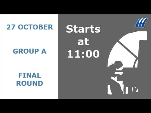 IPC for Young Musicians - Enschede, Final group A 27th of October