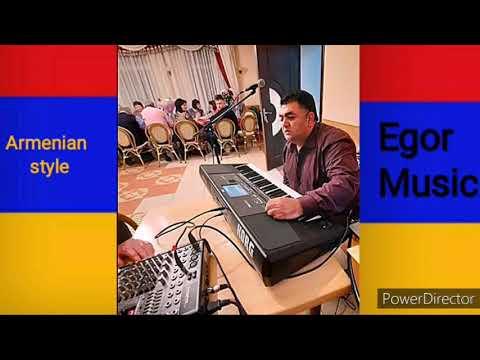 Армянская застольная музыка