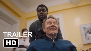 The Upside Official Movie Trailer 2019 Kevin Hart, Bryan Cranston
