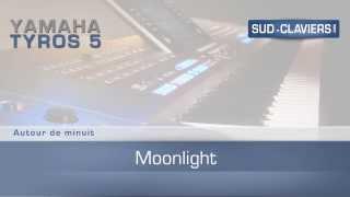 Extraits Tyros 5 Yamaha : Autour de minuit