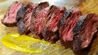 Hanger Steak. How To  Prepare And Cook Hanger Steak. #SRP