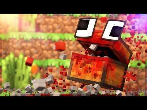OM NOM NOM (Minecraft Animation)