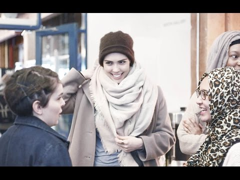 World Hijab Day 2016 at an art school?