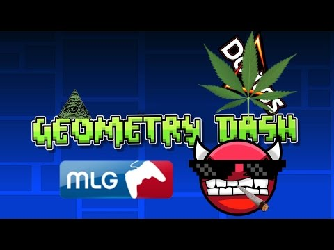 Top 5 MLG Levels [Geometry Dash]