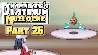 Pokémon Platinum Nuzlocke, Part 25: The Great Underground Chateau Marsh Game!