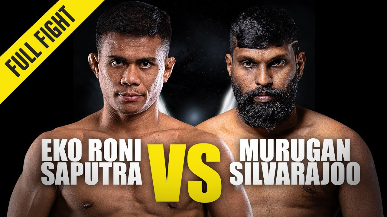 Eko Roni Saputra vs. Murugan Silvarajoo | ONE Championship Full Fight
