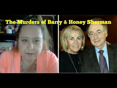 MY TOP 10 MISSING PERSONS/COLD CASES │#5 BARRY & HONEY SHERMAN │WHO KILLED THE BELOVED BILLIONAIRES?