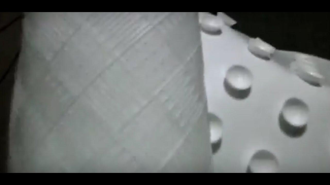natural silicone anti slip bath mat from h set video review youtube natural silicone anti slip bath mat from h set video review