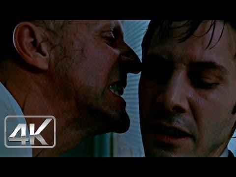 Arcangel, Satan & Lucifer Escena - LATINO   Constantine (2005) (4k-HD) Part-1