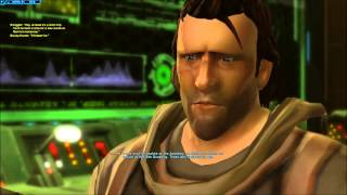 SWTOR - Light-ish Bounty Hunter part 1 Hutta (complete)