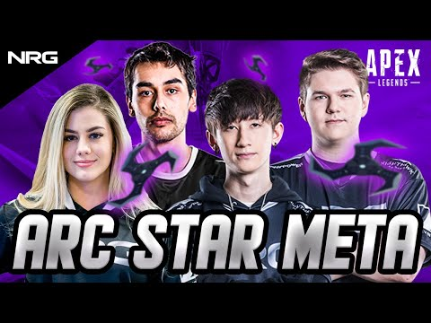 NRG APEX Team New Arc Star Meta | Aceu, Mohr, Frexs, LuluLuvely Stream Highlights