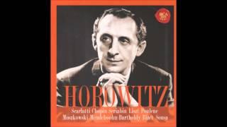 V. Horowitz - Mazurka Op. 17 No. 4 (F. Chopin) [1975]