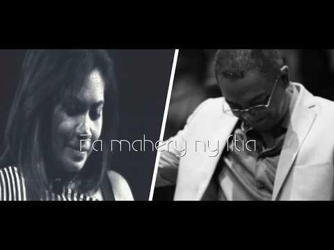Mahery ny fitia - Lalatiana & Rija Ramanantoanina