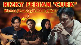Download Cover Lagu Cuek Rizky Febian - By Elza Ft Agung