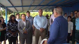 Đoàn Nghị sĩ Quốc hội Hoa Kỳ làm việc về dự án xử lý môi trường ô nhiễm dioxin tại Đà Nẵng