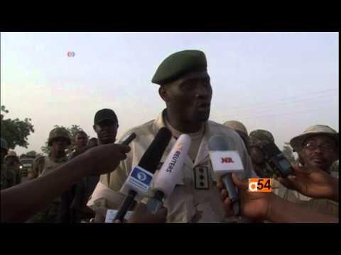 Nigeria Bombing Attack
