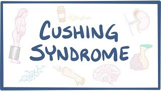 Cushing Syndrome - causes, symptoms, diagnosis, treatment, pathology