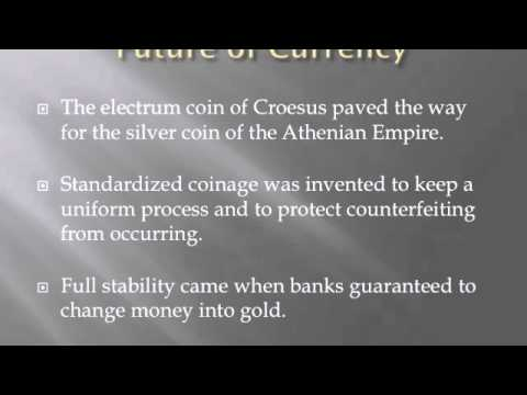 King Croesus Gold Coin By: Amanda Jones