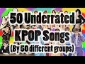 Download 50 Underrated KPOP Songs from 50 Underrated Groups MP3 song and Music Video