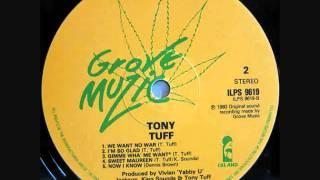 Tony Tuff - Jah Almighty