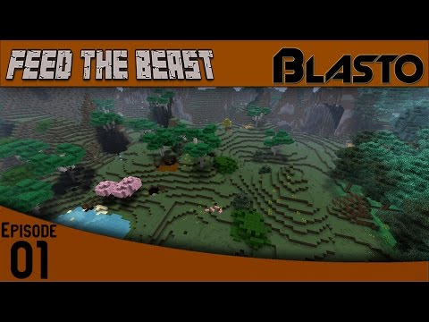 [FR] Feed The Beast Inventions #1 : Un nouveau modpack industriel !