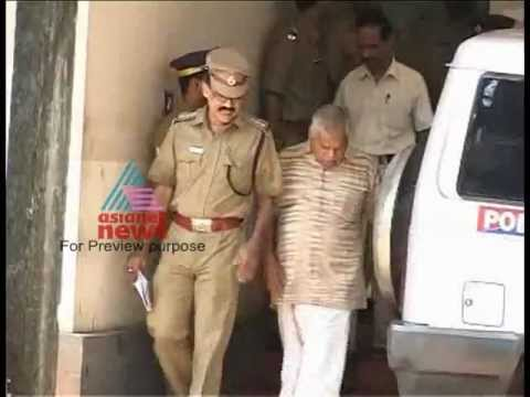 MV Jayarajan Protests To Release CPI(M) Area Secretary Who Was Arrested On TP's Murder